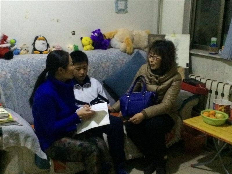 杨秀娟/杨秀娟,女,42岁,生于1973年3月,肥城市桃都中学级部主任、...